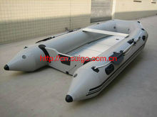 Inflatable motor boat/PVC material