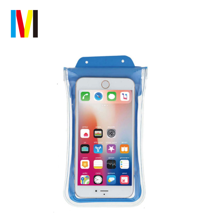 High quality universal underwater waterproof phone case pouch