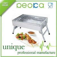 rectangular charcoal barbecue grill/rectangular charcoal bbq grill