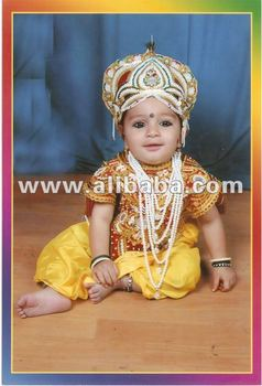 Krishna Dress and costumes