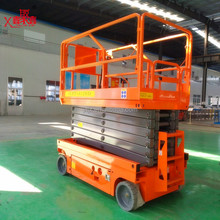 Genie personnel scissor lifts with Max platform height 14m