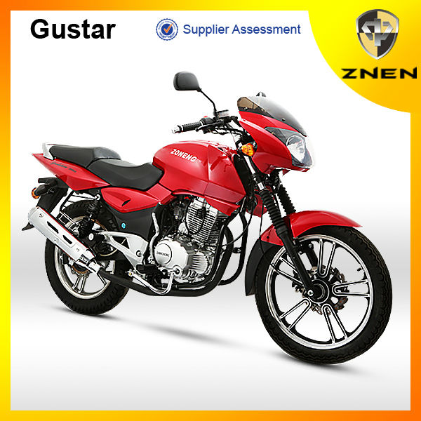 ZNEN MOTOR FOSTI 2016 Chinese hot sales Street Motorcycle (150cc 200cc)Motorcycle