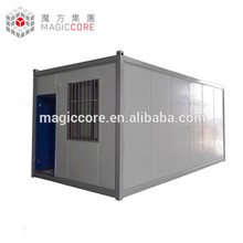 ISO,CE SGS certificated flat pack container house,mining & oil camp shed