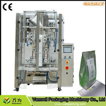 Quad pack automatic food packaging machinery