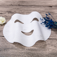 Alibaba Top Supplier Customize Cotton Face Mask Skin Care Whitening Moisturizing Facial Mask