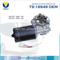 Wholesale 12V DC Wiper Motor Factory, professional12v dc wiper motor 130w