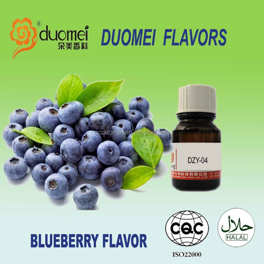 Concentrated blueberry aroma flavor hookah flavor shisha Eliquid flavor