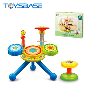 New Style Baby Musical Toy Jazz Drum