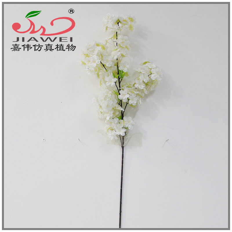 wedding decorative indoor artificial cherry blossom tree branch from artificial tree factory