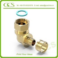 brass pipe fitting (elbow tee coupling) shower bath combo faucet bathroom fitting a mixer shower