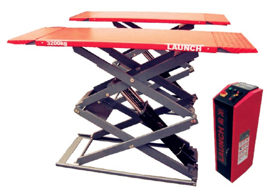 LAUNCH TLT632AF Low Profile Scissor Lift