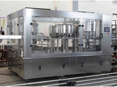 Professional factory sparkling water bottling equipment/mineral water production project