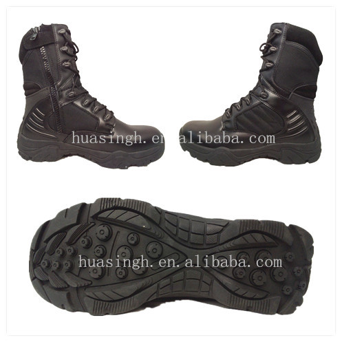 sport construction tactical gear forced Bates entry military boots for police