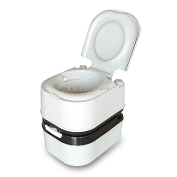 Hot selling 10L12L 20Lwestern disabled flush hospital marine mobile wc camping outdoor portable toilet price