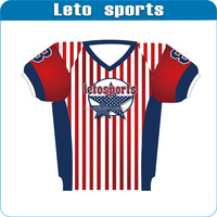 Subimate American Football Clothing Create Football Jersey
