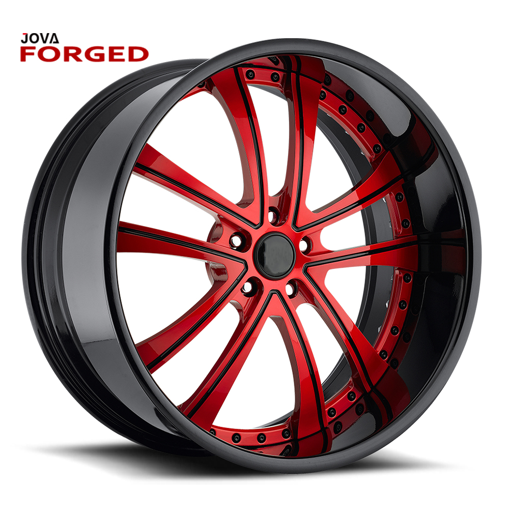 Forged Alloy One Piece Oil-Saving Chrome Mag Wheels