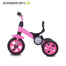 Wholesale China Children Baby Tricycle manufacturer / Metal frame kids tricycle