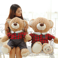 restful custom stuffed direct supply plush dressed teddy bear various types new novelty China factory