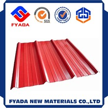 Custom design corrugated steel sheet used metal roofing