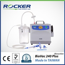 Rocker Scientific BioVac 240 Plus Portable Electric Vacuum Suction Pump Machine Unit