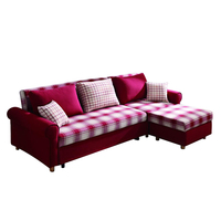 Guangdong best selling relaxing furniture homes storage sofa