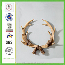 factory custom-made high quality resin artificial deer antlers