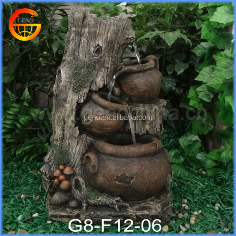 Hot sale decorative water fountains nozzles