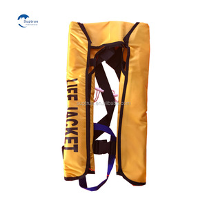 Solas approved life jacket CCS certification children inflatable water swim vest life jacket