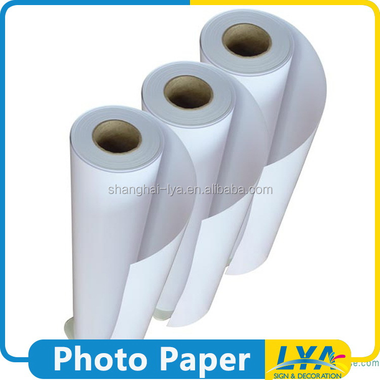 China gold supplier best price luminous photo paper
