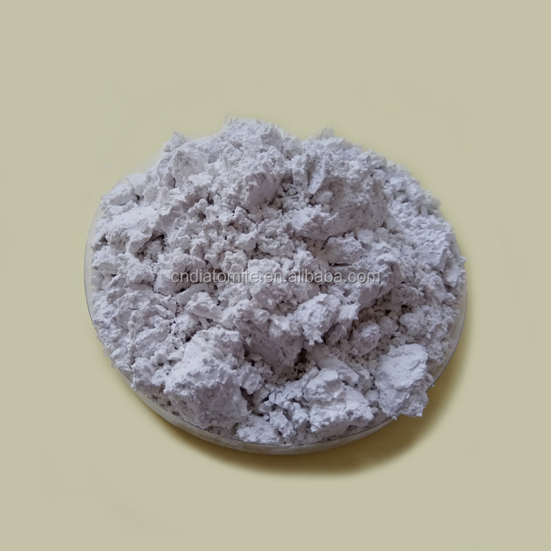 diatomaceous earth filter aid for beverage filtration
