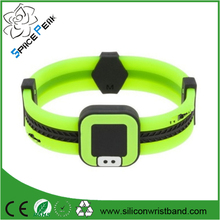 Factory for Trion:Z Camo Negative ion wristband Power Energy Balance Ultra-Loop Ionic Bracelet