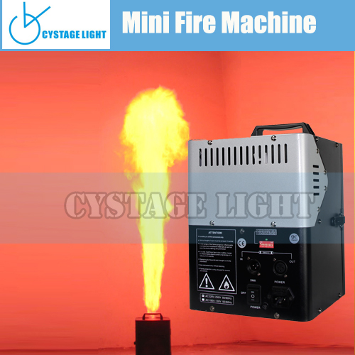 Factory Direct Effect Stage 3-4m DMX Fire Flame Machine