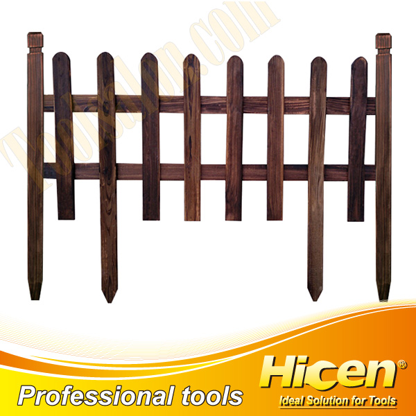 Wooden Garden Fence/Wooden Rail/Outdoor Fence