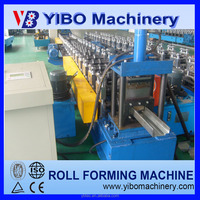 Yibo Hot Sale metal jamb door frame roll forming machine