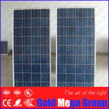 Powerwell 5W 10W 25W 35W 50W 65W 70W 90W 100W 140W 150W 185W 200W 245W 280W 300W High transmissiom rate solar panel