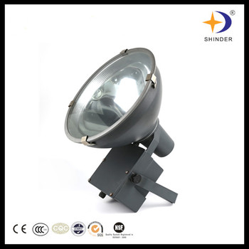 project light E27 based IP65 waterproof medium size
