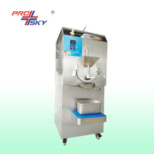Combined Gelato Batch Freezer & Pasteurizer Machine Prices