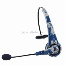 2013 caliente auricular bluetooth inalámbrico, Ps 3 bluetooth headset