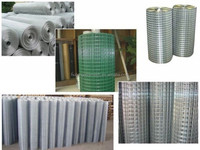 pet cage welded wire mesh roll