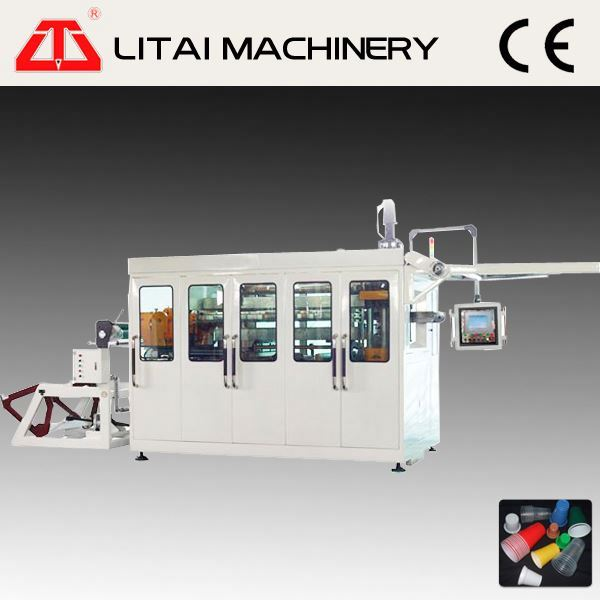 Factory Supply super quality disposable cup making machine price China sale