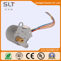 Car Gearbox Stepping motor with 3.75/12 DEG Step angle