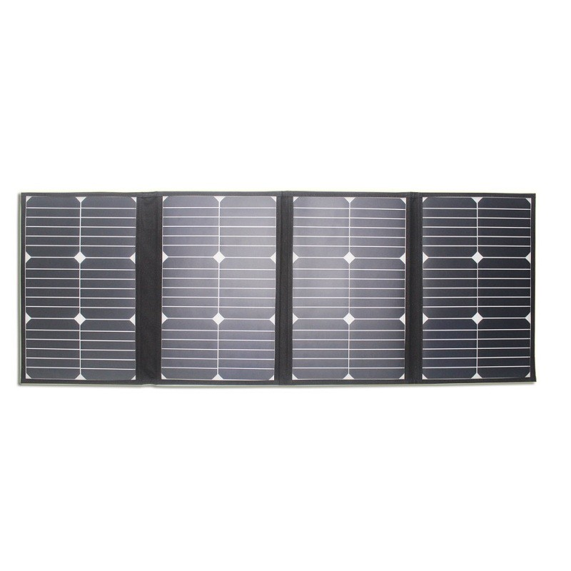 2017 Hot selling 80W low price mini photovoltaic folding solar panel