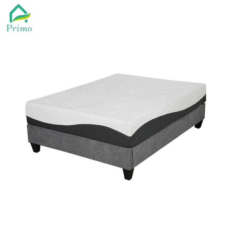 11 inch hot sale promotion gel memory foam mattress hybrid spring mattress - Jozy Mattress   Jozy.net