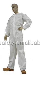 Disposable safety surgical overall /lab coat/gown