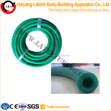 Best Coiled Natural Latex Garden Hose With Safety Sleeve