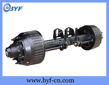 Semi traile parts r Axle for FUWA outboard type 16T