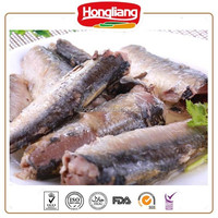 400g Canned Mackerel Fish In Brine