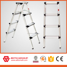 aluminium trestle,aluminium stool ladder,narrow step ladder