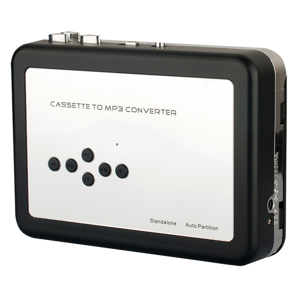 ezcap232 USB Cassette Player and Converter save the tape to MP3 format NO NEED PC