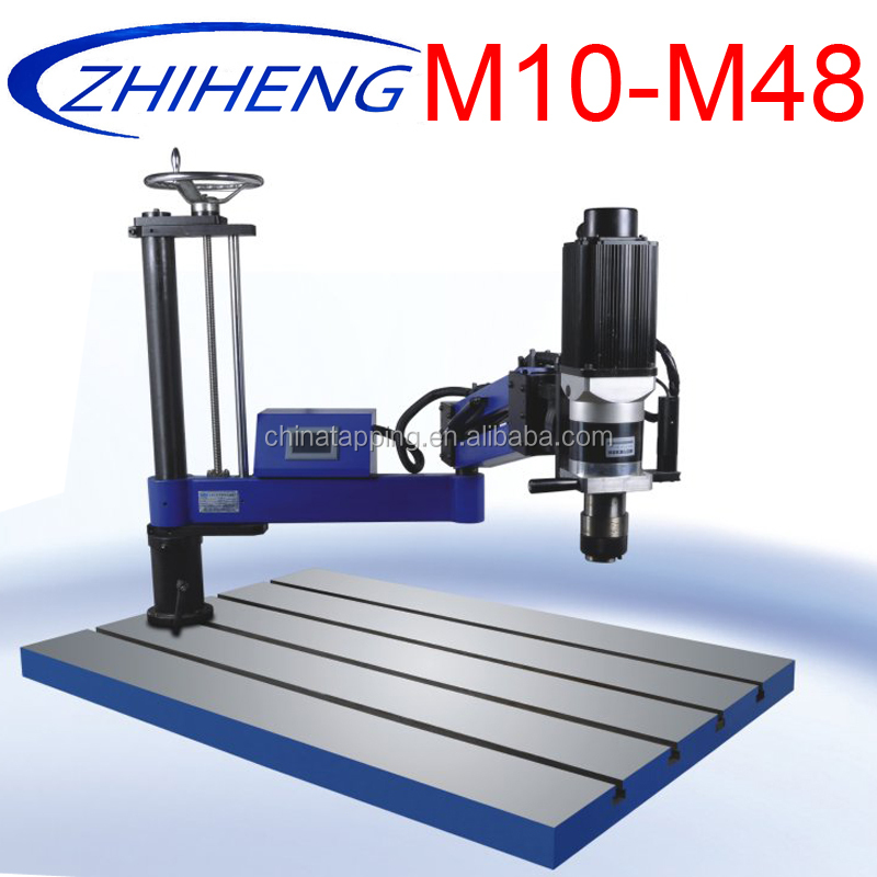 cheap manual machine for tapping screw tapping machine to increase your production